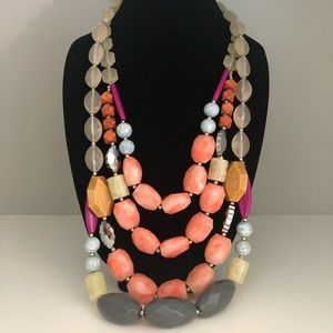 Beaded necklace from Anthropologie